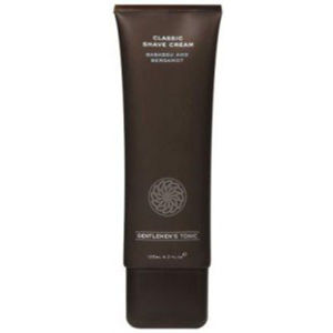 GENTLEMEN'S TONIC CLASSIC SHAVE CREAM (125ML)