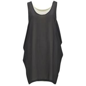 Vero Moda Women's Abila Mini Dress - Mink