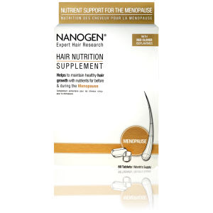 Nanogen Hair Nutrition for The Menopause (60 Tablets)