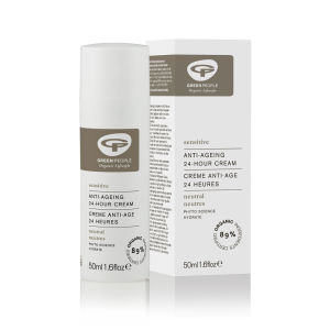 Green People Organic Base Neutral Scent Free 24 Hour Cream (50 ml)