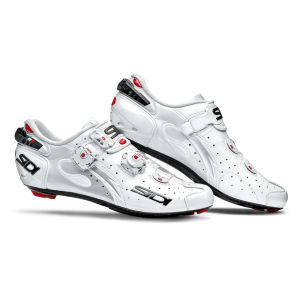 Sidi Wire Carbon Vernice Cycling Shoes - White