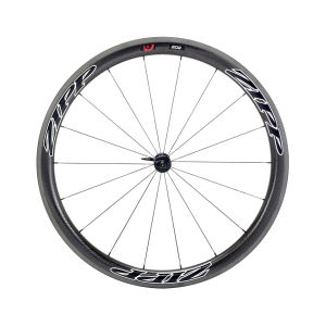 2013 Zipp 202 Firecrest Clincher Front Wheel - Beyond Black