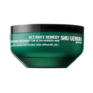 Masque réparateur Shu Uemura Ultimate Remedy 200ml