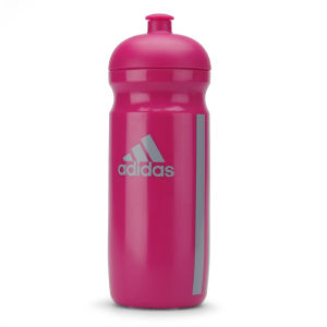 adidas Unisex Classic Water Bottle 0.5L - Vivid Berry/Silver