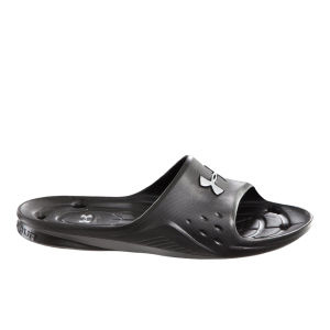 Under Armour Men's M Locker II SL Sandals - Black