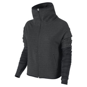Nike Women's Fearless and Bold Jacket - Black
