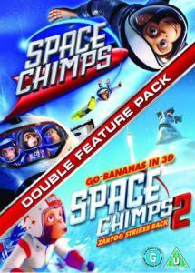 Space Chimps / Space Chimps 2: Zartog Strikes Back