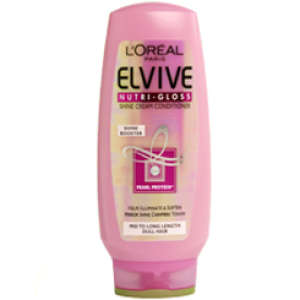 L'Oreal Paris Elvive Nutrigloss Ultra-Detangling Conditioner (250ml)