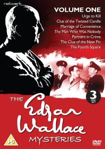 Edgar Wallace Mysteries - Volume 1