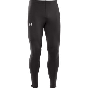 Under Armour Men's Dynamic Run Compression Tight - Black/Reflective