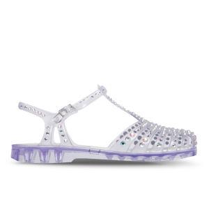 Melissa Women's Swarovski Spider Maskrey Sandals - Clear