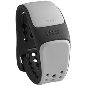 Mio Link Heart Rate Monitor - White - Shorter Strap