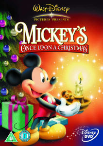 Mickeys Once Upon A Christmas (Animated)