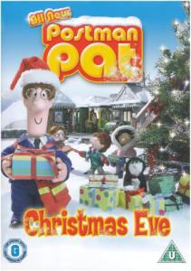 Postman Pat - Xmas Eve + Tree
