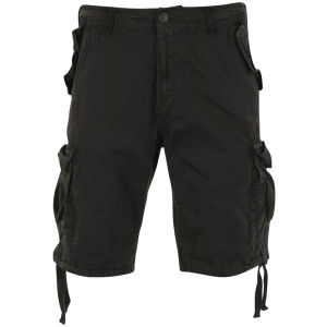 Ringspun Men's Iniesta Shorts - Black