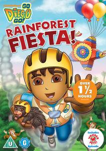 Go Diego Go: Rainforest Fiesta