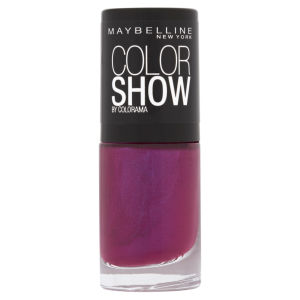 Maybelline New York Color Show Nail Lacquer - 553 Purple Gem 7ml