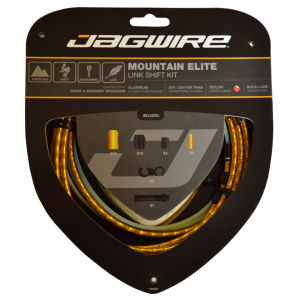 Jagwire Road Elite Link Gear Kit