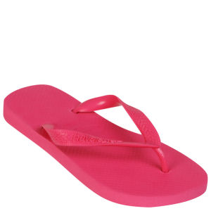 Havaianas Women's Top Flip Flops - Pop Rose