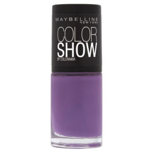 Maybelline New York Color Show Nail Lacquer - 554 Lavender Lies 7ml