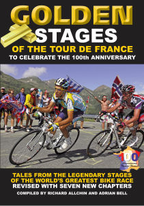 Golden Stages of the Tour de France Book