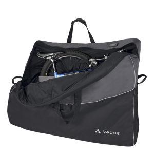 VAUDE Big Bike Bag - Black/Anthracite