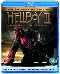 Hellboy 2: Golden Army