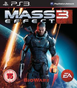 Mass Effect 3 PAL UK