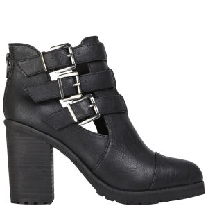 Miss KG Women's Bianca Heeled Ankle Boots - Black