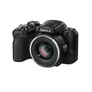 Fujifilm FinePix S8600 Bridge Kamera (16MP, 36x Optischer Zoom, 3 Zoll LCD) - Schwarz