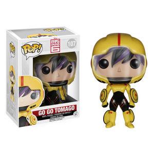 Disney Baymax riesiges Robowabohu Go Go Tomago Funko Pop! Figur