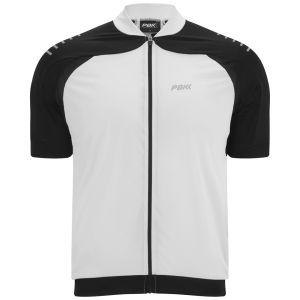 PBK Heritage Vernon Short Sleeve Jersey - Black/White
