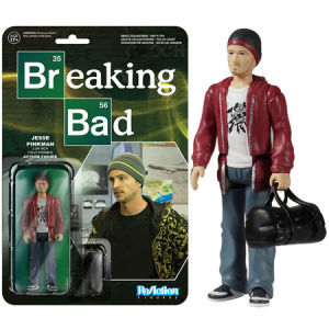 ReAction Breaking Bad Jesse Pinkman 3 3/4 Inch Action Figure