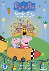 Peppa Pig: Potato City - Volume 14