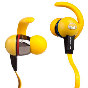 Monster iSport Livestrong Immersion Earphones (Inc ControlTalk)