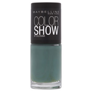 Maybelline New York Color Show Nail Lacquer - 652 Moss 7ml