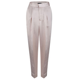 Marc by Marc Jacobs Women's Pleat Front Pants - Vintage Rose