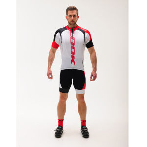 Look Pro Team Jersey - White/Red