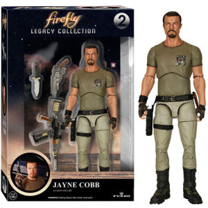 Firefly Jayne Cobb Legacy Action Figure