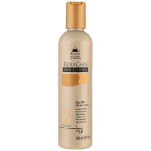 Leche capilar Natural Textures Hair Milk de KeraCare 240 ml