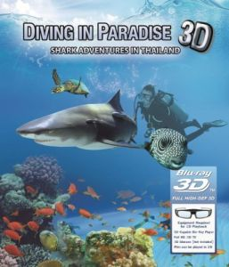 Diving In Paradise - Shark Adventures In Thailand 3D