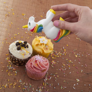 Gift Republic Sprinkles the Unicorn Shaker