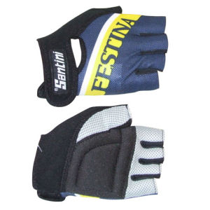 Santini Festina Race Cycling Gloves - 2013