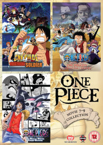 One Piece Filmkollektion 3 (Enthält Filme 7-9)