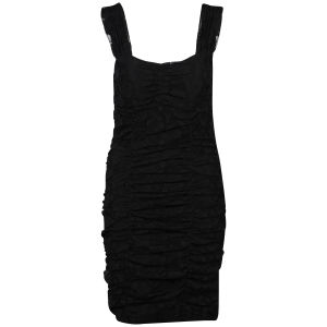 Midnight Glamour Women's Munroe Lace Dress - Black