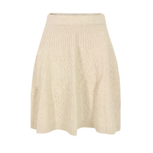 Marc by Marc Jacobs Women's 705 Glenda Cable Sweater Skirt - Tapioca Melange