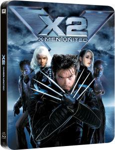 X-Men 2 - Steelbook de Edición Limitada