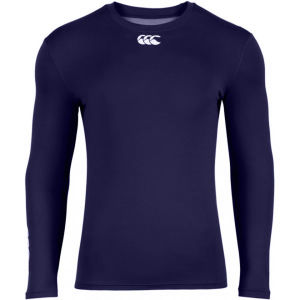 Canterbury Men's Baselayer Cold Long Sleeve Top - Navy