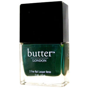 butter LONDON 3 Free lacquer - British Racing Green 11ml