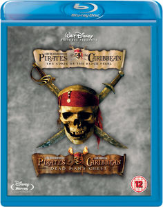 Pirates of the Caribbean 1 and 2